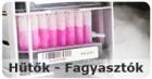 Hűtők - Fagyasztók
